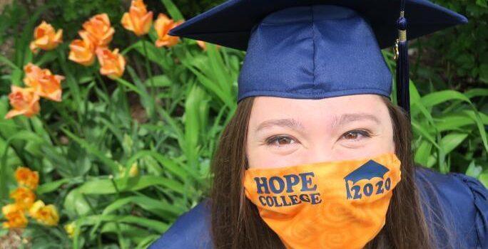 Paula graduates!